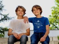 Leopold und Konstantin Schmidt