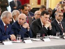 Libyen-Konferenz in Paris
