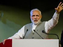 Indischer Premierminister besucht Kaschmir-Region