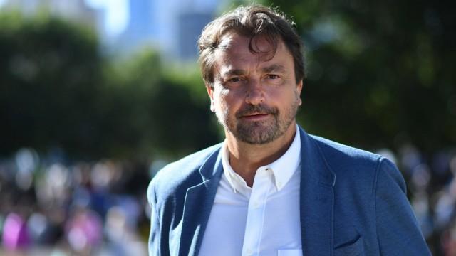 Henri Leconte TENNIS AUSTRALIAN OPEN 2017 antoinecouvercelle panoramic PUBLICATIONxNOTxINxFRAxITAx