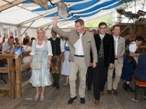110 Jahre Burschenverein und 125 Jahre Schuetzenverein