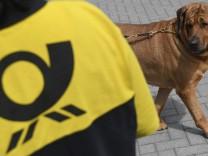 Hundetraining für Postboten