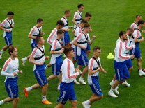 FIFA World Cup - Russia Training