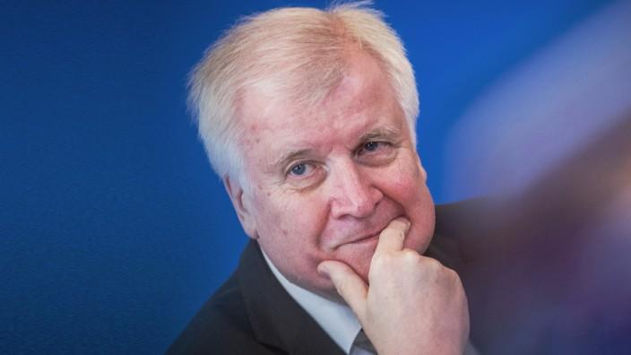 Pk Bundesinnenminister Seehofer