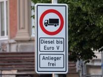 Hamburg Diesel-Fahrverbote