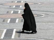 Burkaverbot Niqabverbot Dänemark
