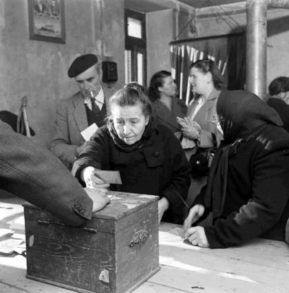 Voting In Tignes