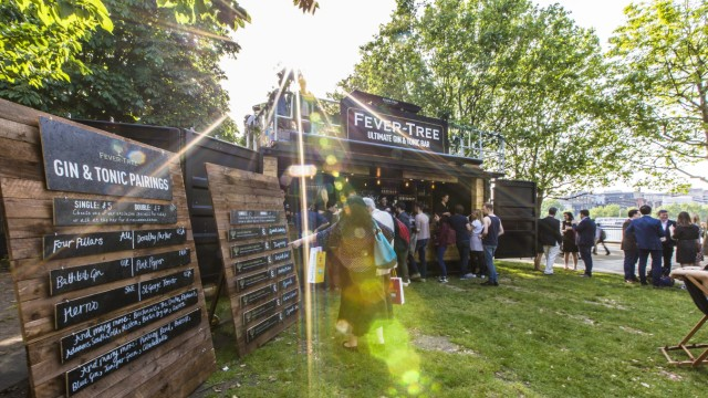 Fever-Tree Ultimate Gin & Tonic Bar.