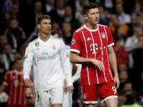 Real Madrid reach Champions League final; Lewandowski