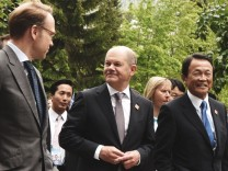 G7 meeting of finance ministers and central bank governors on the theme of 'Investing in growth that works for everyone'