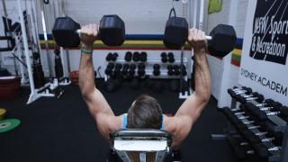 Rugby Sevens Training Session; Fitnessstudio