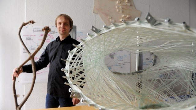 Ferdinand Ludwig ist Professor an der Technischen Universität in München