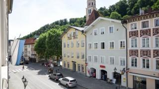 Einkaufswelt Kahle Fenster Leere Regale Bad Tölz Wolfratshausen