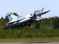 Nato Eingreiftruppe Kampfjets