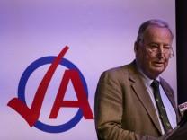 Bundeskongress der Jungen Alternative (JA) für Deutschland