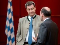 Bayerisches Kabinett besucht Brüssel