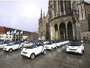 Smart Daimler car2go