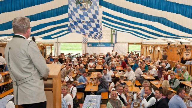 Landtagswahl in Bayern Umweltminister in Hohenlinden