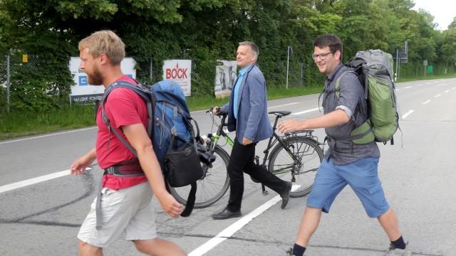 Neufahrn bei Freising Ungewöhnliche Kampagne