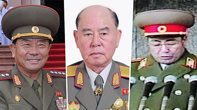 Kim soll drei Top-Militärs abgesetzt haben