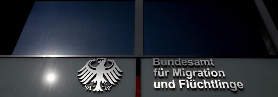 Das Bundesamt für Migration und Flüchtlinge in Berlin - in der Bremer Bamf-Affäre 2018 steht die Behörde unter hohem Aufklärungsdruck.