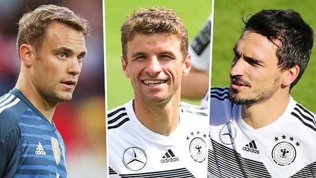 Wm Kader 2018 Das Ist Der Kader Für Die Wm Sport Süddeutschede