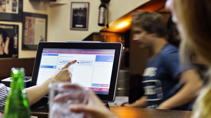 Czech electronic registration of sales, cash register EET1