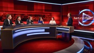 """Titel: Flüchtlinge und Kriminalität âÄ"""" Die Diskussion!; Hart aber fair"""