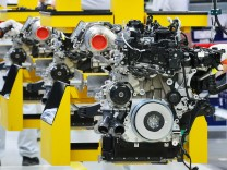 Vierzylinder-Dieselmotoren aus dem Motorenwerk Kölleda