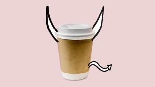 Kaffee Kaffeebecher