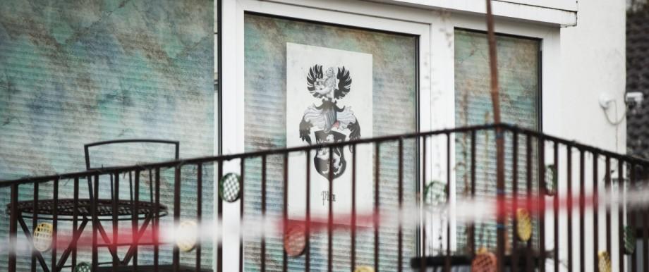 Haus eines Reichsbürgers in Georgensgmünd