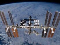 Vor dem Start der ISS