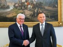 Bundespräsident besucht Polen