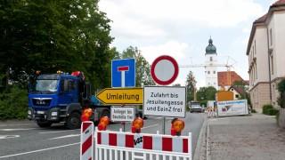 Süddeutsche Zeitung Ebersberg Bauarbeiten in Ebersberg