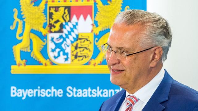 PK von Söder und Herrmann nach Ministerkabinettssitzung