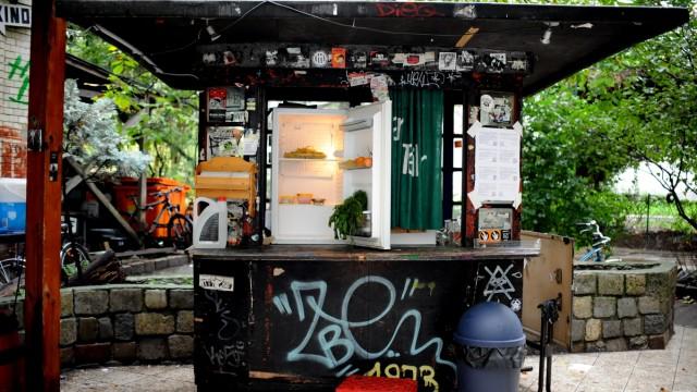 Kühlschränke für gerettete Lebensmittel