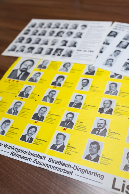"""Süddeutsche Zeitung Landkreis München SZ-Serie """"Zusammengerauft"""""""