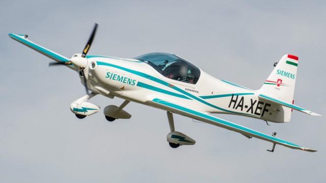 Flugzeug Magnus eFusion