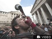 London, Proteste, AFP