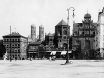 Hauptsynagoge in München, 1911