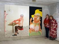 Kunst im Lagerhaus