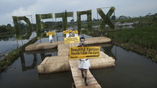 Detox Catwalk in Bandung