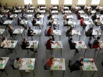 Wieder Panne bei Mathe-Abitur