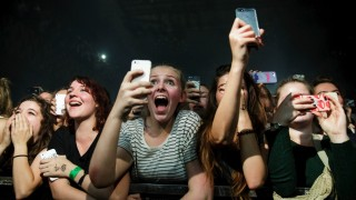 Smartphone Konzerte und Smartphones