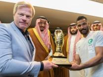 Oliver Kahn fördert Torhüter in Saudi-Arabien