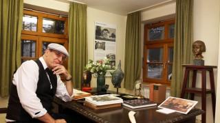 Dirk Heißerer ist der gute Geist des Villino; Dirk Heißerer ist:
