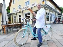 Gauting Fahrradleihsystem gibt es auch bei Sickinger