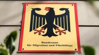 Bundesamt für Migration und Flüchtlinge - der Bamf-Skandal zu manipulierten Asylanträgen erreichte 2018 seinen Höhepunkt.