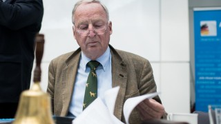 Sitzung der AfD-Bundestagsfraktion
