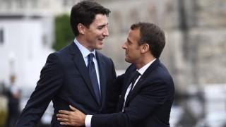 Süddeutsche Zeitung Politik G-7-Gipfel in Kanada